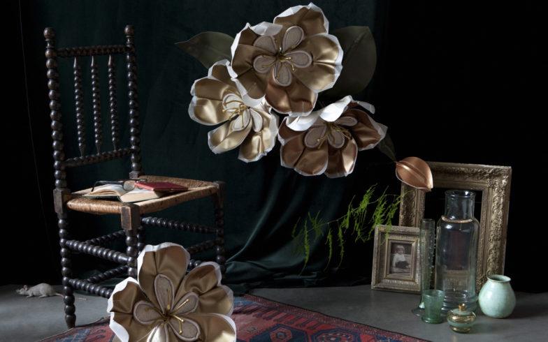 Bloemstuk in decor - Linda Nieuwstad